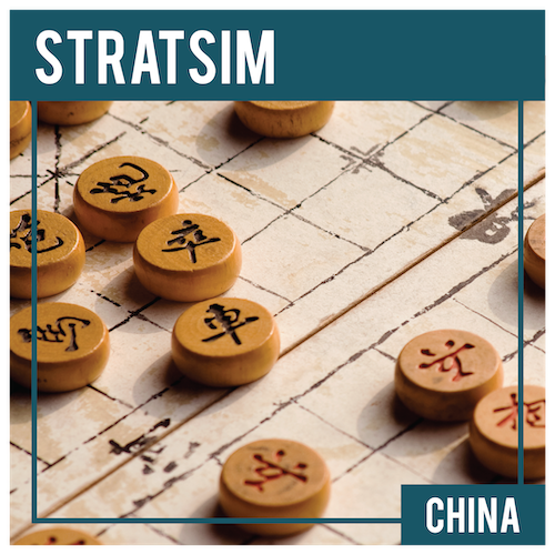 China Focused Strategy simulation